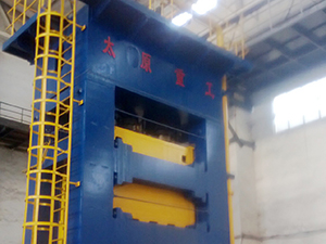 Titanium Sponge Hydraulic Press